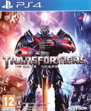 Transformers : Rise of the Dark Spark sur PS4