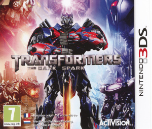 Transformers : Rise of the Dark Spark sur 3DS