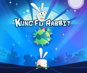 Kung Fu Rabbit sur 3DS