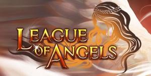 League of Angels sur Web