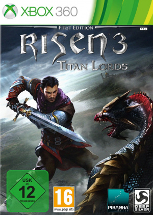 Risen 3 : Titan Lords sur 360