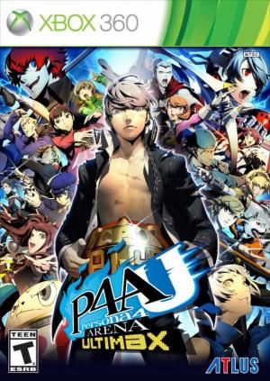 Persona 4 : Arena Ultimax sur 360
