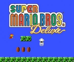Super Mario Bros. Deluxe sur 3DS
