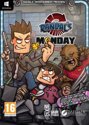 Randal's Monday sur PC