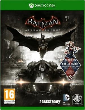 Batman Arkham Knight sur ONE