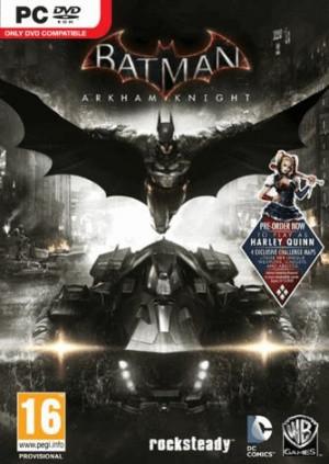Batman Arkham Knight sur PC