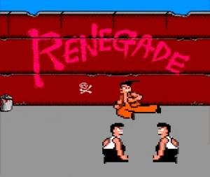 Renegade sur WiiU