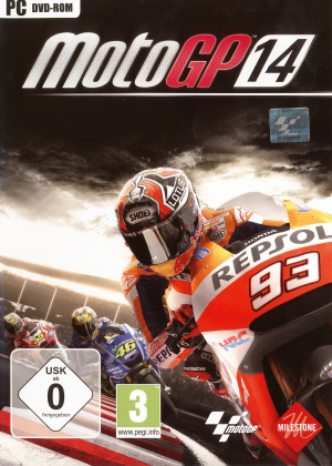 MotoGP 14 sur PC
