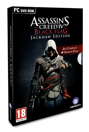 Assassin's Creed IV : Black Flag - Jackdaw Edition