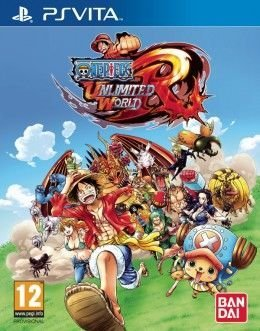 One Piece Unlimited World Red sur Vita
