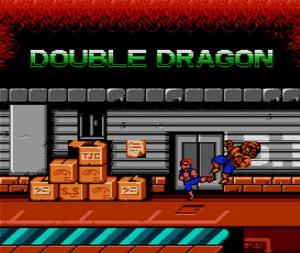 Double Dragon sur WiiU