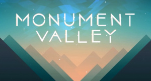 Monument Valley sur iOS
