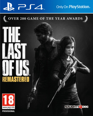 Jaquette de The Last of Us Remastered