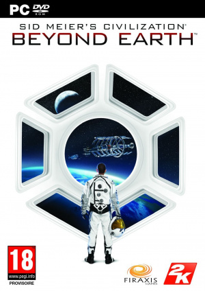 Jaquette de Civilization : Beyond Earth