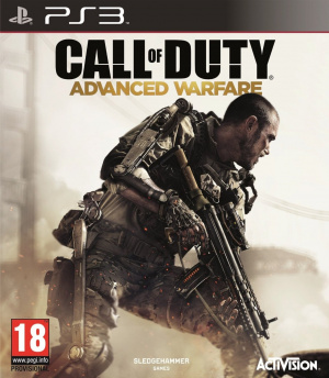 Call of Duty : Advanced Warfare sur PS3