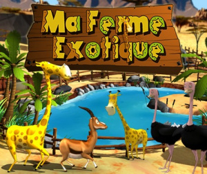 Ma Ferme Exotique sur WiiU