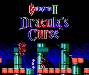Castlevania III : Dracula's Curse sur 3DS