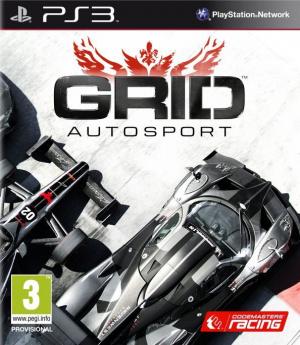 GRID : Autosport sur PS3