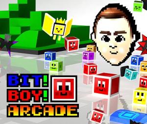 Bit Boy!! Arcade sur 3DS
