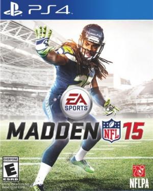 Madden NFL 15 sur PS4