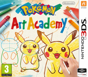 Pokémon Art Academy sur 3DS