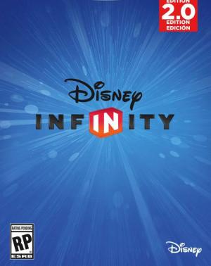 Jaquette de Disney Infinity 2.0