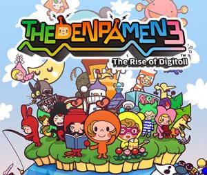The Denpa Men 3 : The Rise of Digitoll sur 3DS