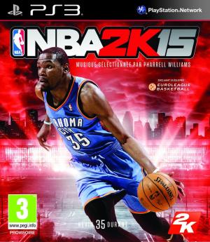 NBA 2K15 sur PS3
