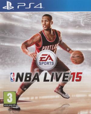 NBA Live 15 sur PS4