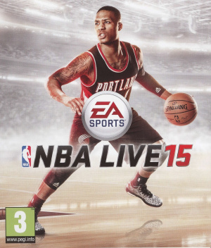 NBA Live 15 sur ONE