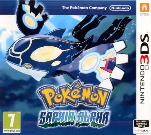 Pokémon Saphir Alpha sur 3DS