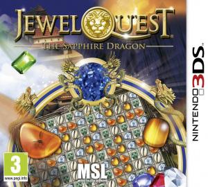 Jewel Quest : Le Dragon de Saphir sur 3DS