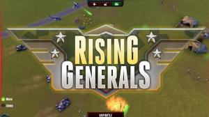 Rising Generals sur Web