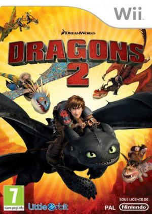 Dragons 2 sur Wii