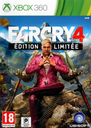 Jaquette de Far Cry 4