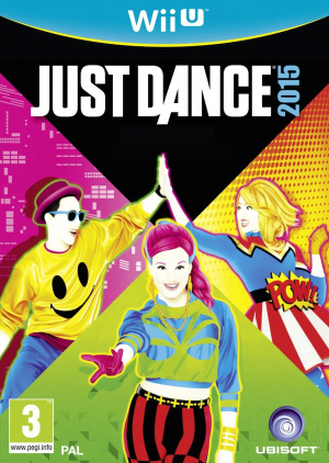 Just Dance 2015 sur WiiU