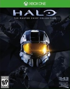 Jaquette de Halo : The Master Chief Collection