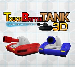 Touch Battle Tank 3D sur 3DS
