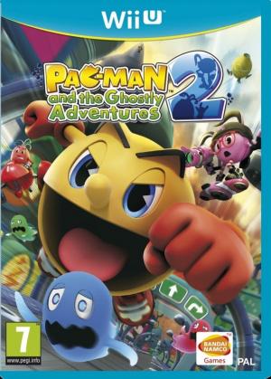 Pac-Man et les Aventures de Fantômes 2 sur WiiU