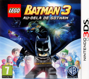 LEGO Batman 3 : Au-delà de Gotham sur 3DS