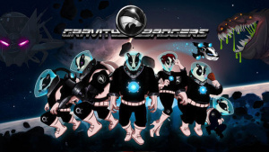 Gravity Badgers sur WiiU