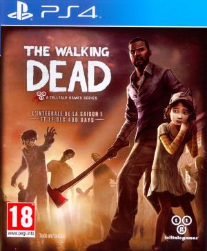 The Walking Dead : Saison 1 sur PS4