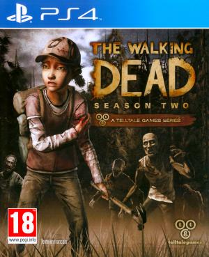 The Walking Dead : Saison 2 sur PS4