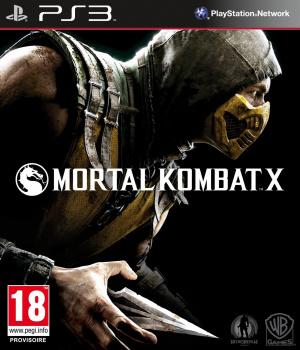 Mortal Kombat X sur PS3