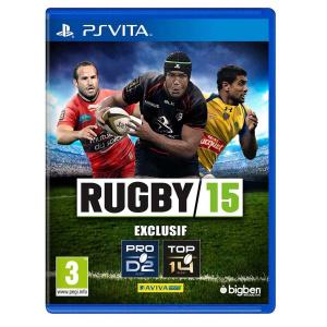 Rugby 15 sur Vita