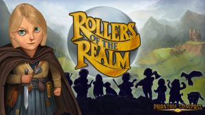 Rollers of the Realm sur Vita