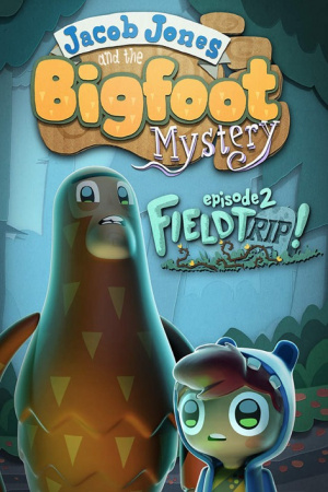 Jacob Jones and the Bigfoot Mystery - Episode 2 : Field Trip