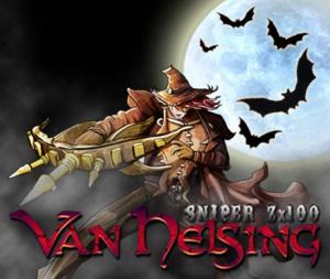 Van Helsing Sniper Zx100 sur 3DS