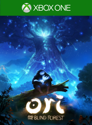 Ori and the Blind Forest sur ONE