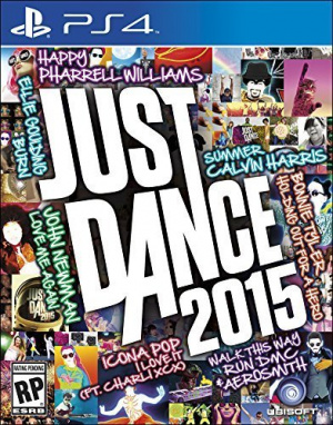 Just Dance 2015 sur PS4
